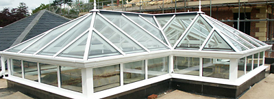 Roof Lantern Home